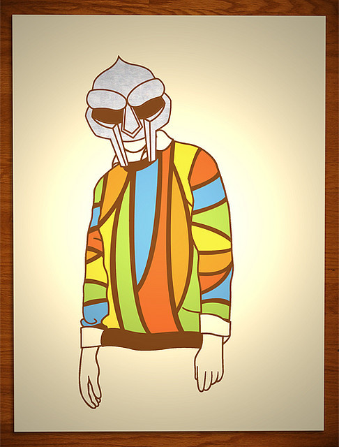 Iron Mask Or The Cosby Sweater by Felix Jackson, Jr. on Flickr.