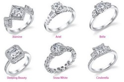 kathybrown:  Disney Princess engagement rings, yes please!