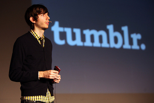 thislifefor1moreday:  Rule 1: IF TUMBLR'S CREATOR COMES UP ON YOUR DASH, YOU MUST REBLOG