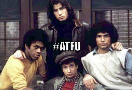 "#ATFU ""All Together For Us…and they'll find US, all the fucking underdogs, a total family unit."" My brothers…and everything we've done so far. <— Click that, there's thirty free albums there…or hit the pic. Tryna make it easy for ya, baby…bookmark it, get hip, stay in touch.  RR"