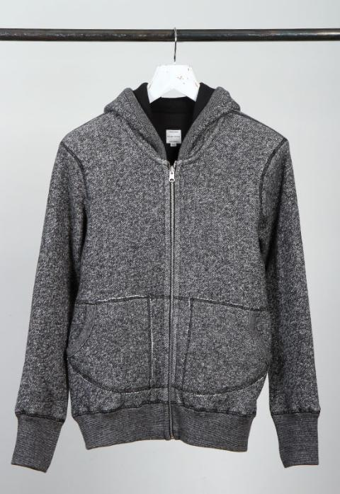 Wings + Horns Tiger Fleece