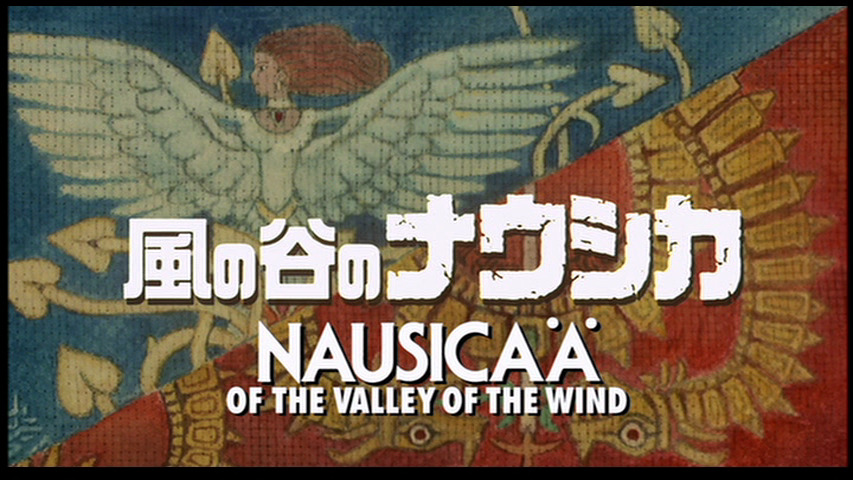 movietitlecards:  Nausicaä of the Valley of the Wind (1984) // Hayao Miyazaki