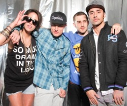Dev with The Cataracs and Jimmy