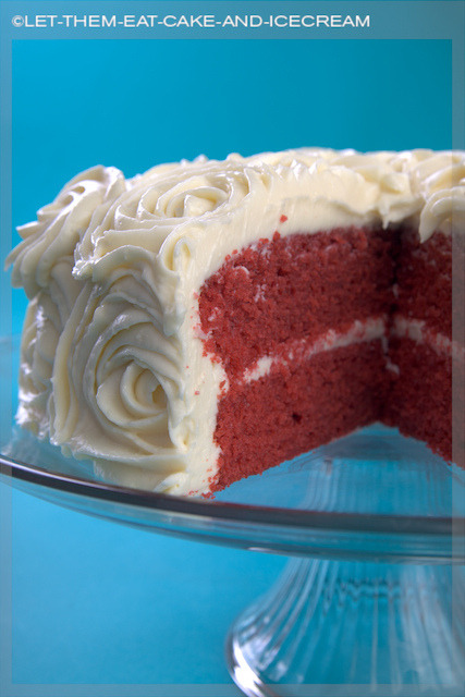 (via Let Them Eat Cake!: Red Velvet Cake)