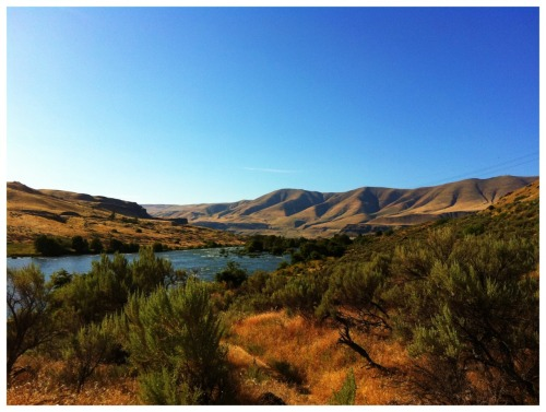 Deschutes River State Recreational Area, OR