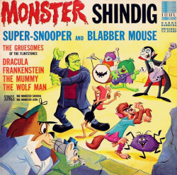Monster Shindig (Hanna Barbera, 1965)
