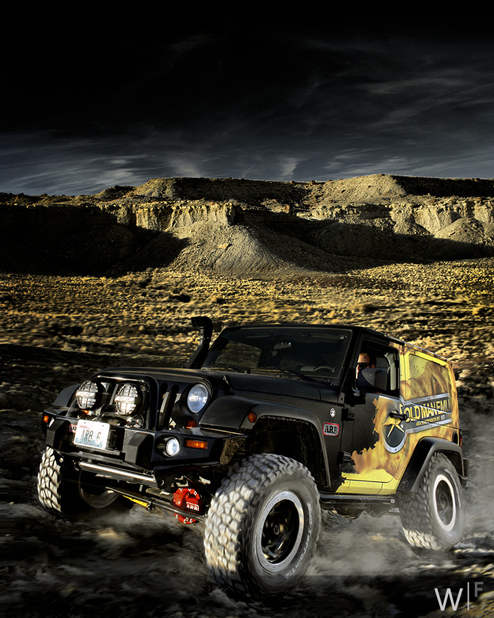 wilzfoto:ARB OME Jeep.  Working on getting a few concepts together for next year, and perhaps a year-end little-something with a new JK. Shot this almost a year ago, and thought i