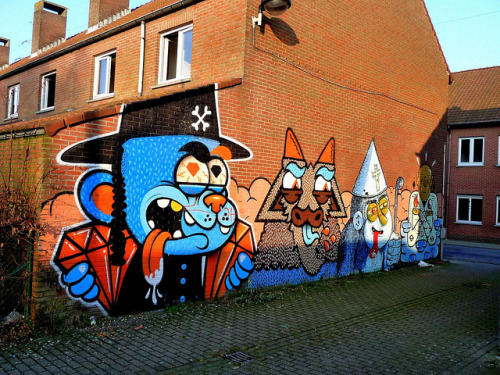 graffiti | doel . belgium by kersavond on Flickr.