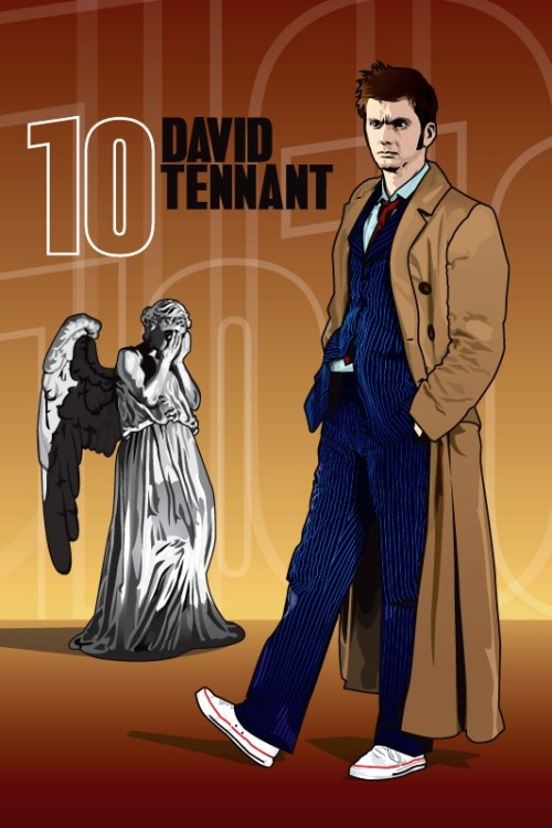 oscarstardis:  davidtennantgasm:  This is cool but why doesn't Eleven get a monster??