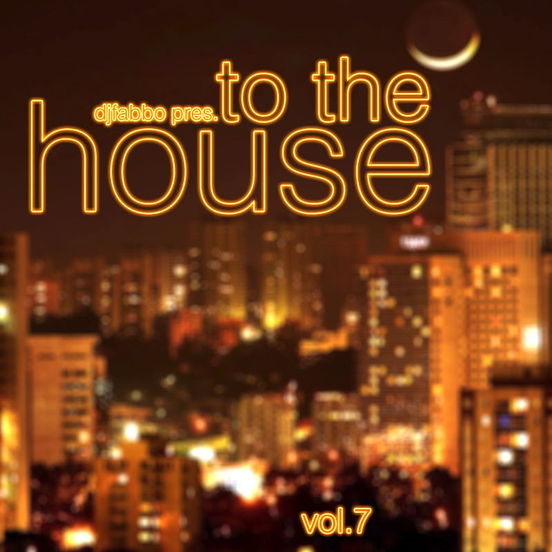 DjFabbo pres. To The House vol.7 ·Tracklist· 1. Give It Up 2011 (Chocolate Puma Remix) - The Good Men 2. Fun (Marco Lys Remix) - Sharam 3. Bang (Original Mix) - Per Hammar 4. I Am What I Am (2000 And One Celebrate Life Remix, Right On Time Vocals) - Mauro Picotto 5. Lucky Hole (Original Mix) - Adam Sunshine & Eric Ortega 6. The Sunken Bells Of Ibiza (Original Mix) - Lissat & Voltax 7. It's Our Future (Tube &  Berger Remix) - Tom Wax 8. Chop Me (Original Mix) - Luca M 9. Afrosoul (Alex Neza & Sack Muller Remix) - Ethian Guerrero, Carlos Dominguez 10. Mombasa (Siwell Remix) - Marco Lys 11. Namibe (Original Mix) - Hugo Rizzo 12. Disco Tech (Original Mix) - Aendy, Sam Miura 13. Inside Job (Original Mix) - 2000 And One 14. Go (Original Mix) - Marco Lys 15. Star Guitar (Original Club Mix) - Prok & Fitch vs. Juan Kidd Download Link: http://www.mediafire.com/?47oh3bn5lo7ot28 Listen Online: http://www.mixcloud.com/FabboFabb/to-the-house-vol7/