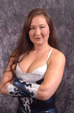 Woman of the Day (November 6th, 2011): Malia Hosaka. Watch her matches on ClickWrestle. Use discount code 'divadirt' for 10% off every purchase.