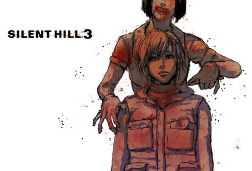 Silent hill 3 by ~BagofLimbs