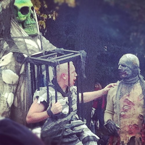 Zombie walk (Taken with instagram)