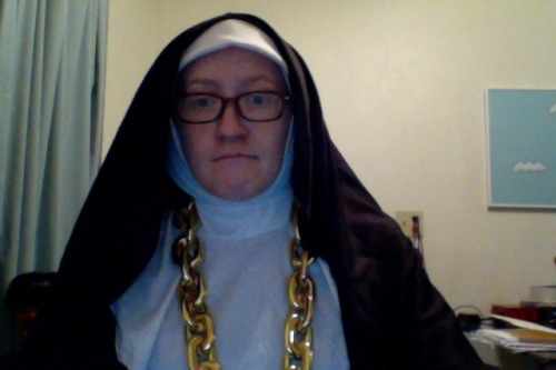 In which I am NUN DMC: The Flyest Nun