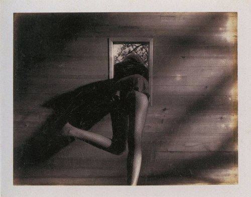 Guy Bourdin, Polaroids Via L'aquoiboniste