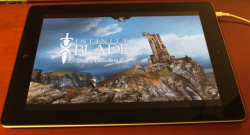 Bloodline 2: Infinity Blade is all the awesome. My iPad-holding hand has become a claw.