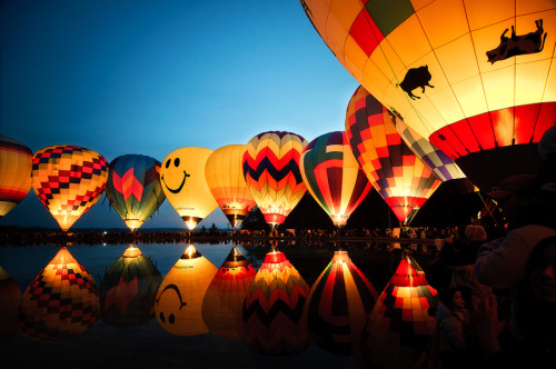 """Balloons"" by Mark Jones"