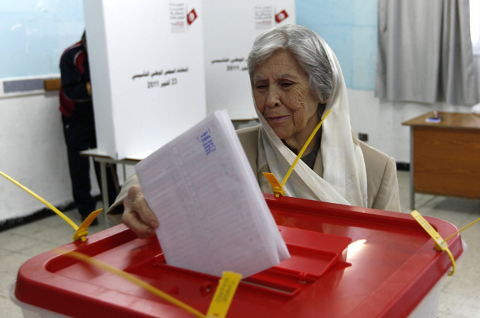 Polls open in historic Tunisia election | Birthplace of Arab Spring holds first democratic elections in decades, as Tunisians pick a constituent assembly.