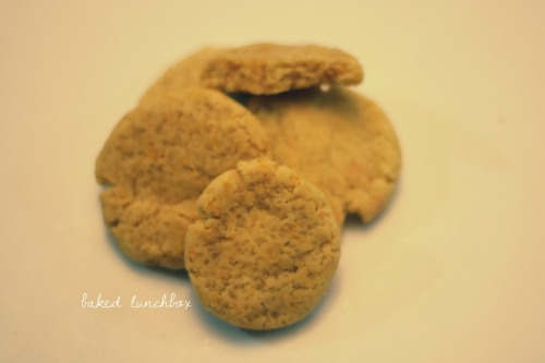 New cookie flavor #2: Lemon CookiesMade with fresh lemons! Refreshing for this warm summer-like day! Price available upon request! :)