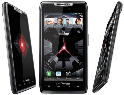 World's Thinnest 4G Smartphone on Earth Unveil: Motorola Droid RAZR aka Motorola Spyder or Droid HD