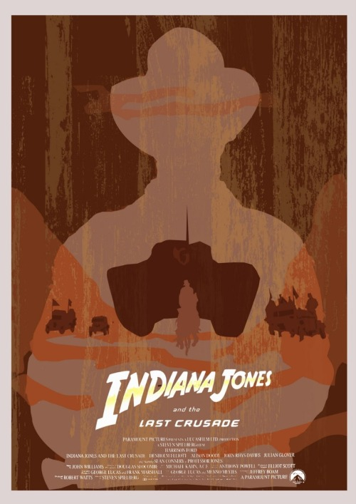 Indiana Jones and the Last CrusadeMade and submitted by Matthew Brazier