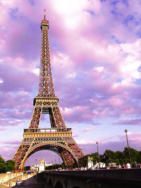 Eiffel Tower by Emikokolala on Flickr.