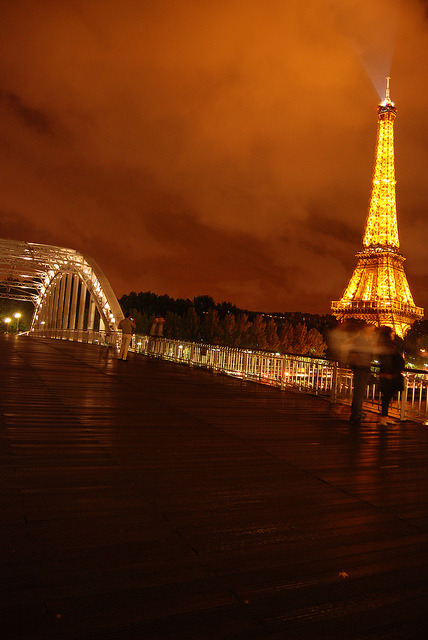 Eiffel Tower by I Hart Travel on Flickr.