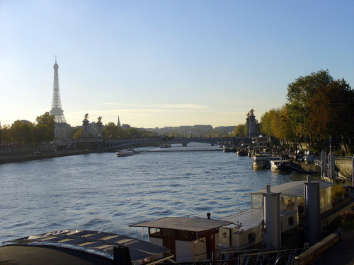 seine by phoebe reid on Flickr.