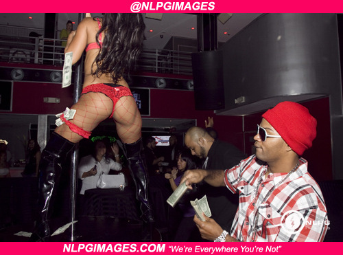 10-19-11 - Laugh, Play, Party Wednesday's at Club Play South Beach.
