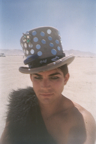 Burning Man boy:3