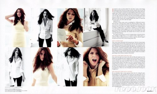 Ashley Greene Covers BlackBook Magazine (November 2011)