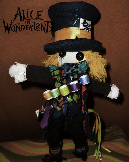 Mad Hatter alice in wonderland by ~Dollface-RYJ