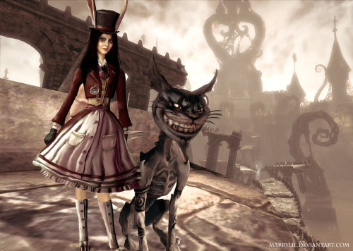 Alice Madness Returns by *Marrylie