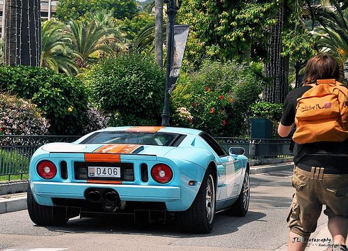 carpr0n:  Moment of ecstasy Starring: Ford GT (by Jan L. | JLPhotography. (in Barca for a week))