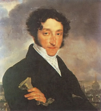 "Bio by Gilbert Alter-Gilbert: Charles Nodier (1780–1844) was the literary ""pilot of French Romanticism."" Director of the Arsenal Library and grand panjandrum of an epochal Parisian salon, he was a prominent cultural arbiter of the post-Napoleonic period. A multi-faceted author, Nodier is best remembered for his elaborate fantasies Luck of the Bean-Rows; Trilby; and Smarra, or The Demons of the Night. Nodier's Infernaliana or Anecdotes, Histories, Tales and Accounts Concerning Revenants, Spectres, Vampires and Demons, a catalog of clichés of the supernatural, the spectral, and the chthonic which Nodier helped to make fashionable during Romanticism's heyday, is the source from which The Bloody Nun [read it on 50 Watts] has been drawn, to be presented here for the first time in English translation. In English: —Smarra & Trilby from Dedalus—History Of The Secret Societies Of The Army (I can't vouch for the quality of this print-on-demand edition - the translation is likely ancient) —a biography in English"