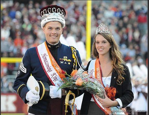 Congratulations Miss Sue Buyrn, Virginia Tech 2011 Homecoming Queen! Making Sigma Kappa proud girl! :)