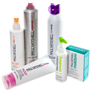 I'm selling the same Paul Mitchell products that I sell at my salon on my blog now! I also have the new Tarina Tarantino for Paul Mitchell holiday gift sets and tools. They're not posted on my blog yet, but if you're interested get at me :)