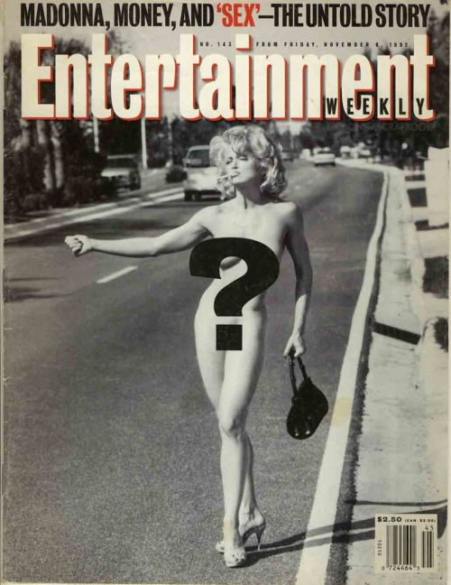 Entertainment Weekly.  November 6, 1992