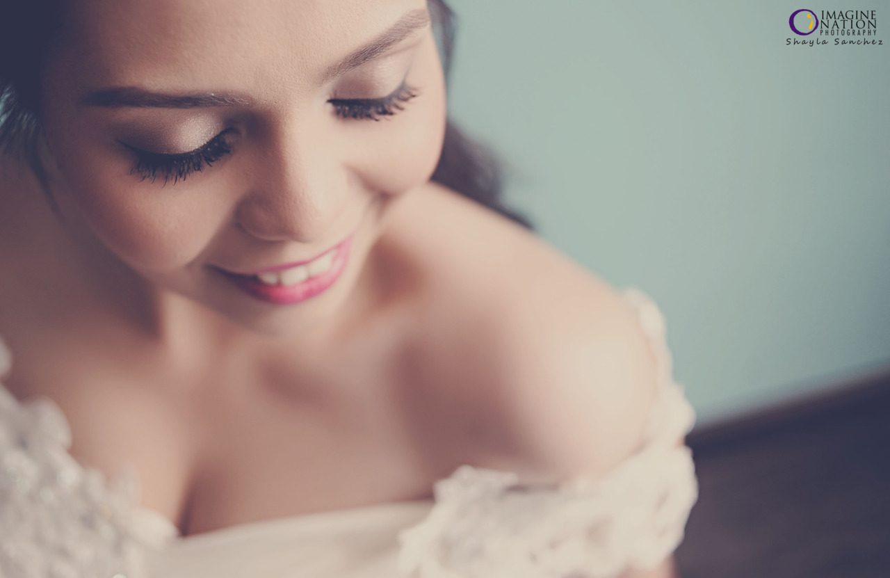 I love how brides are always radiant on their wedding day :) http://www.shaylasanchez.com/uncategorized/mary-and-j-10-15-2011/