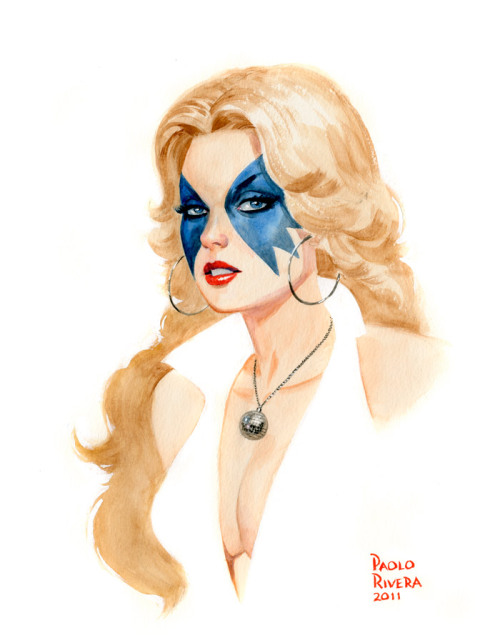Dazzler by Paolo Rivera