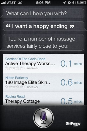From Stuff That Siri Says where you'll find TONS of hillarious Siri interactions.