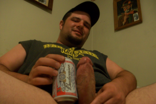 imshaych:  Beer Can Thick