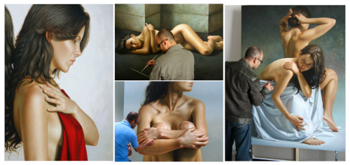 Hyper Realistic Paintings by omar ortiz