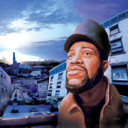 reubenrebel:  Jeru the Damaja