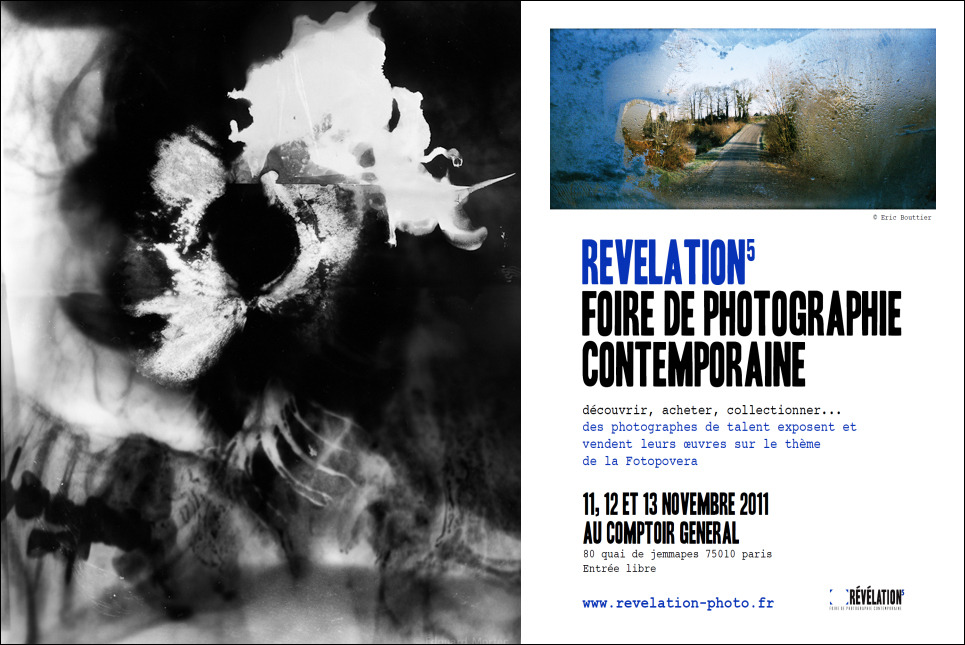 NEXT EXHIBITION : REVELATION 5 / PARIS / 11, 12 & 13 NOVEMBER