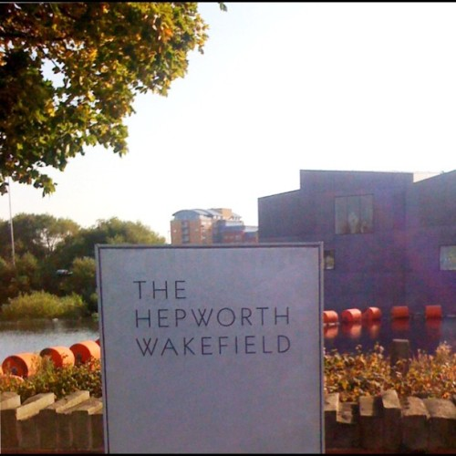 The Hepworth Wakefield (Taken with Instagram at The Hepworth)