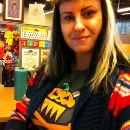 Johnny Cupcakes for Halloween!