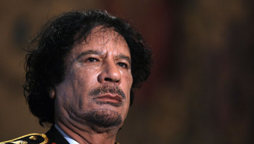 Explaining Moammar Gadhafi's strange behaviorWhile most dictators are malignant narcissism, Gadhafi's behavior hinted at a borderline personality disorder, says one expert.