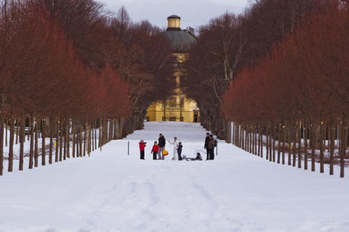 Winter in Drottningholm, Stockholm, Sweden (via Europe Image Lonely Planet)