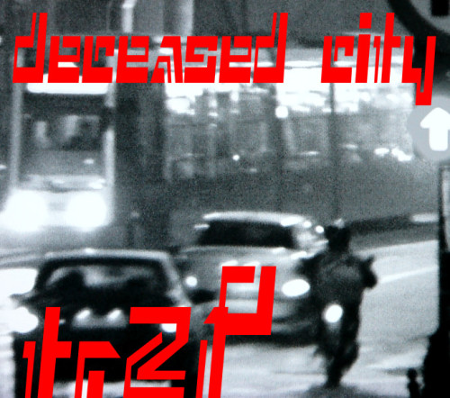 "TR21 ""Deceased City X"" 2007 Sound Association cat.no. DA012CD available now at Reverb Store ! At the moment latest (but not last) full lenght release from TR21 project. Dirty and wicked drums and bass lines but also partly more reflective sounds images from digital TR21 factory. From oniric strings with massive break beats, through crazy breaks and drum & bass tracks which merge some influences of early 90's rave scene with components like nu-school electronic breaks, oldschool drum and bass or incoming dubstep scene, to finally massive breakcore - industrial destruction. Full album out now at Reverb Store under link :http://www.reverbnation.com/store/view_item_album/artist_1945812?item_id=1336054 And now also available at Bandcamp Store http://tr21sa.bandcamp.com/ Click on image or that link to visit Store. Keep in touch :-)"